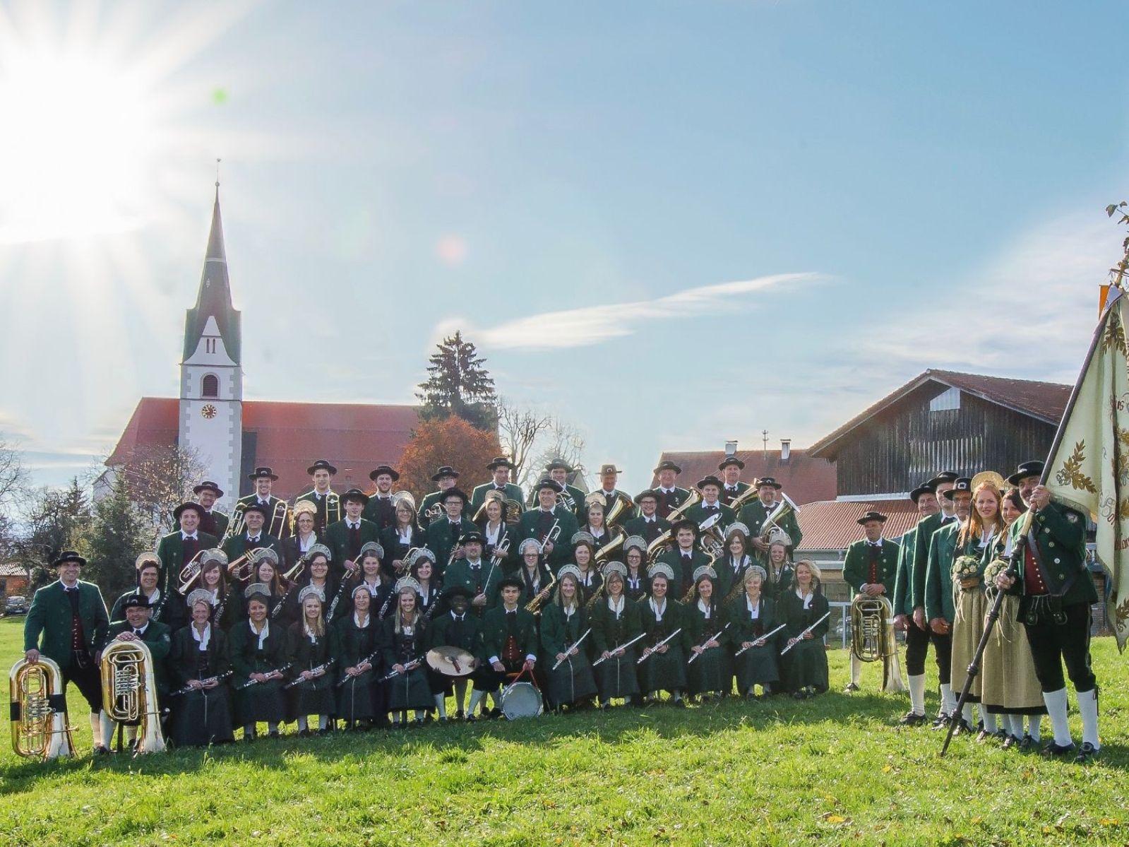 Musikkapelle Pfaerrich